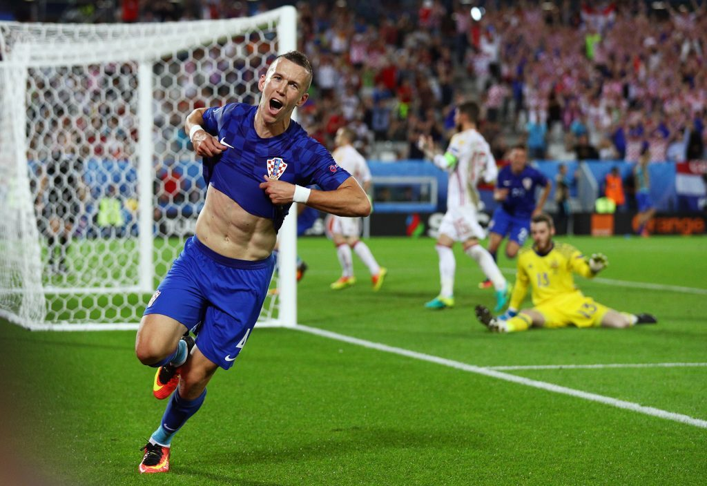 Ivan Perisic (Ian Walton/Getty Images)