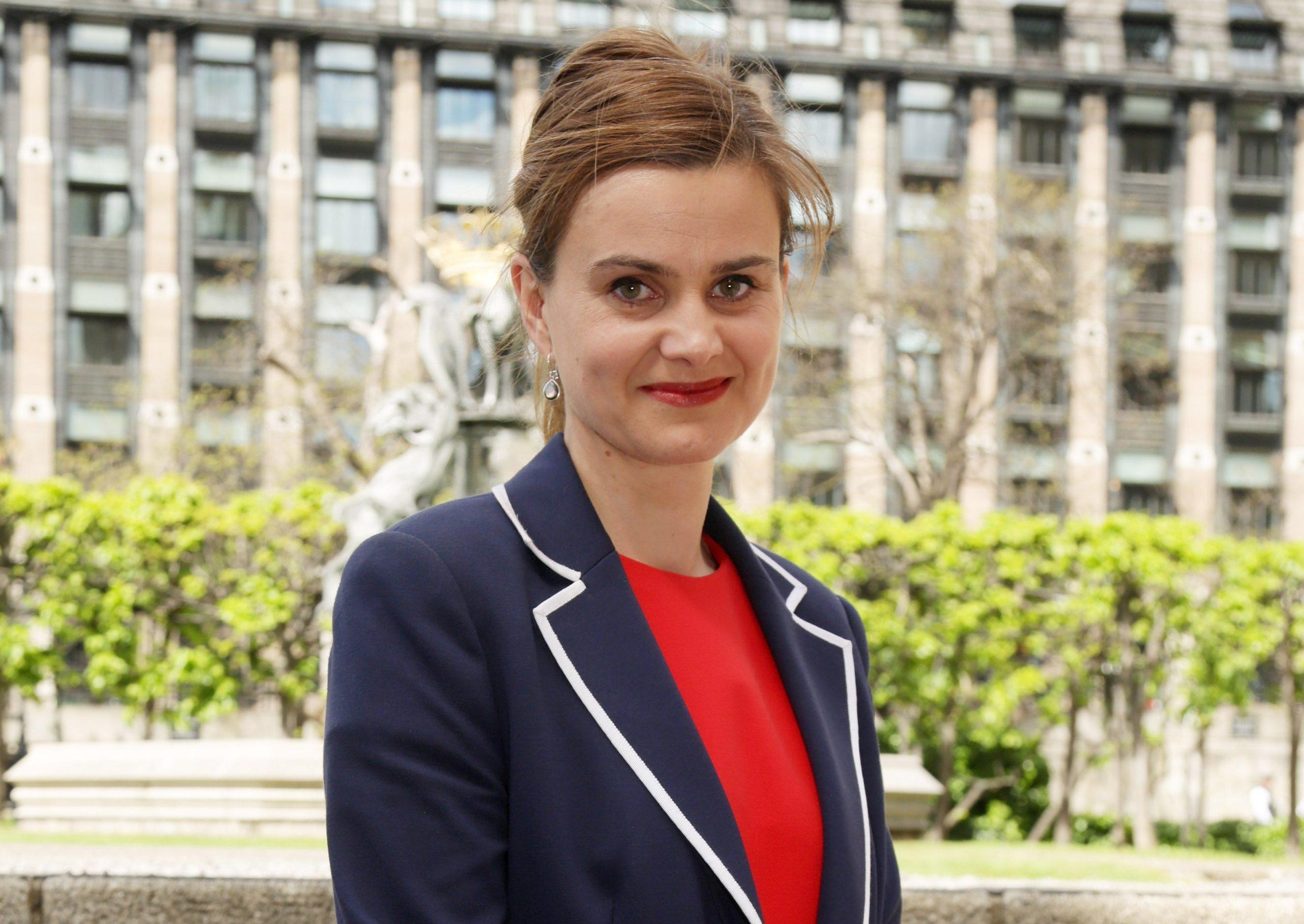 MP Jo Cox (Yui Mok/PA)