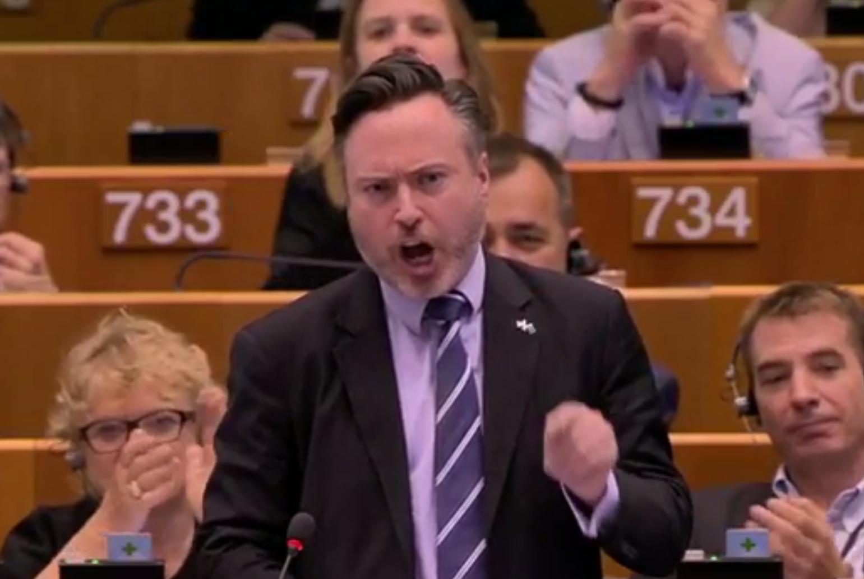 Alyn Smith MEP (BBC)