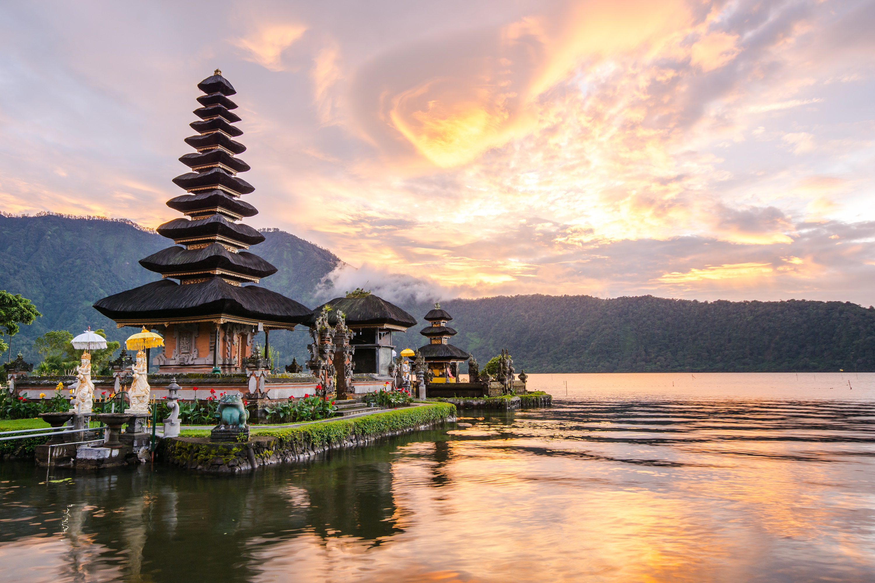 Bali, Indonesia (Getty Images)