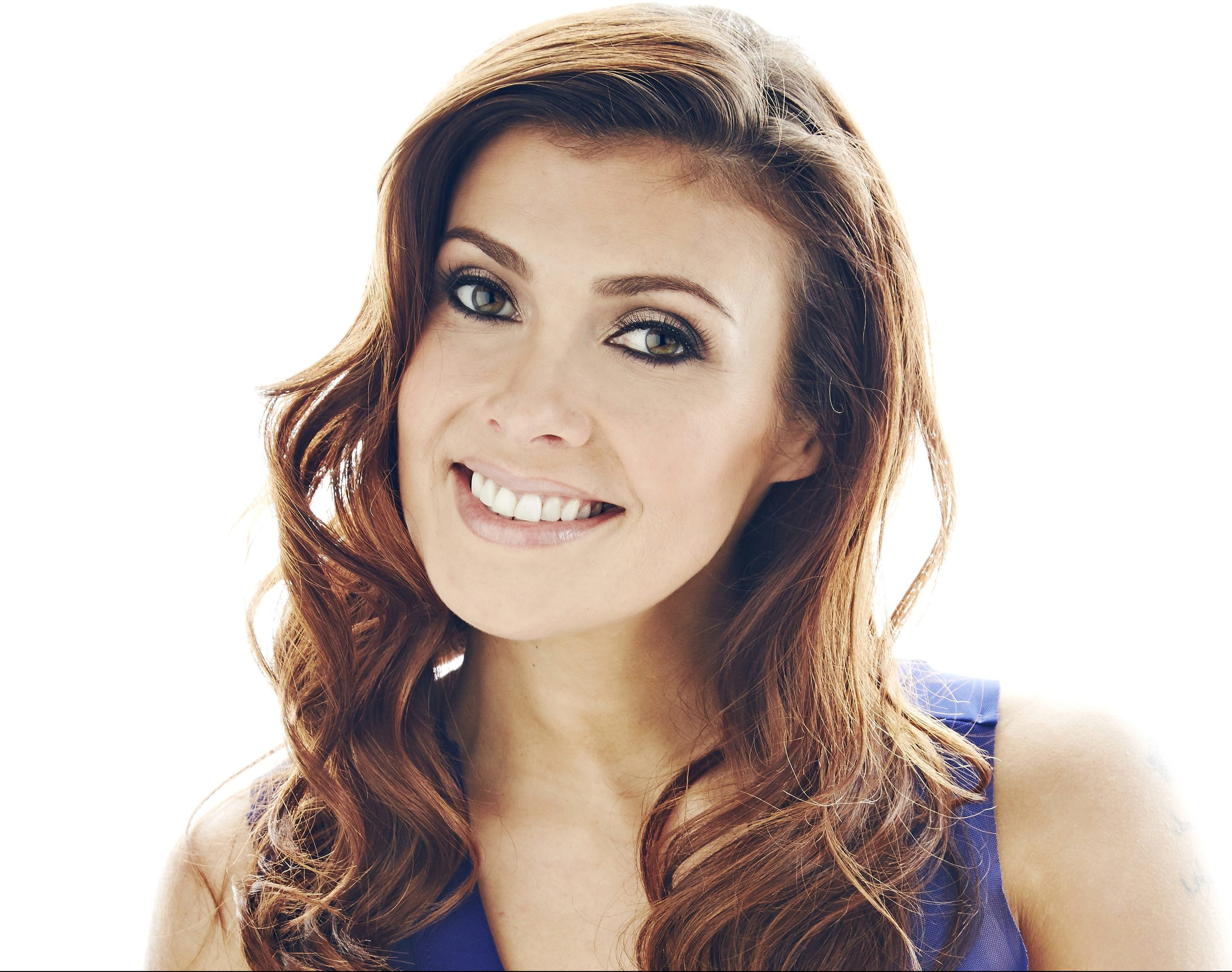 Kym Marsh (Camera Press/ Nicky Johnston)