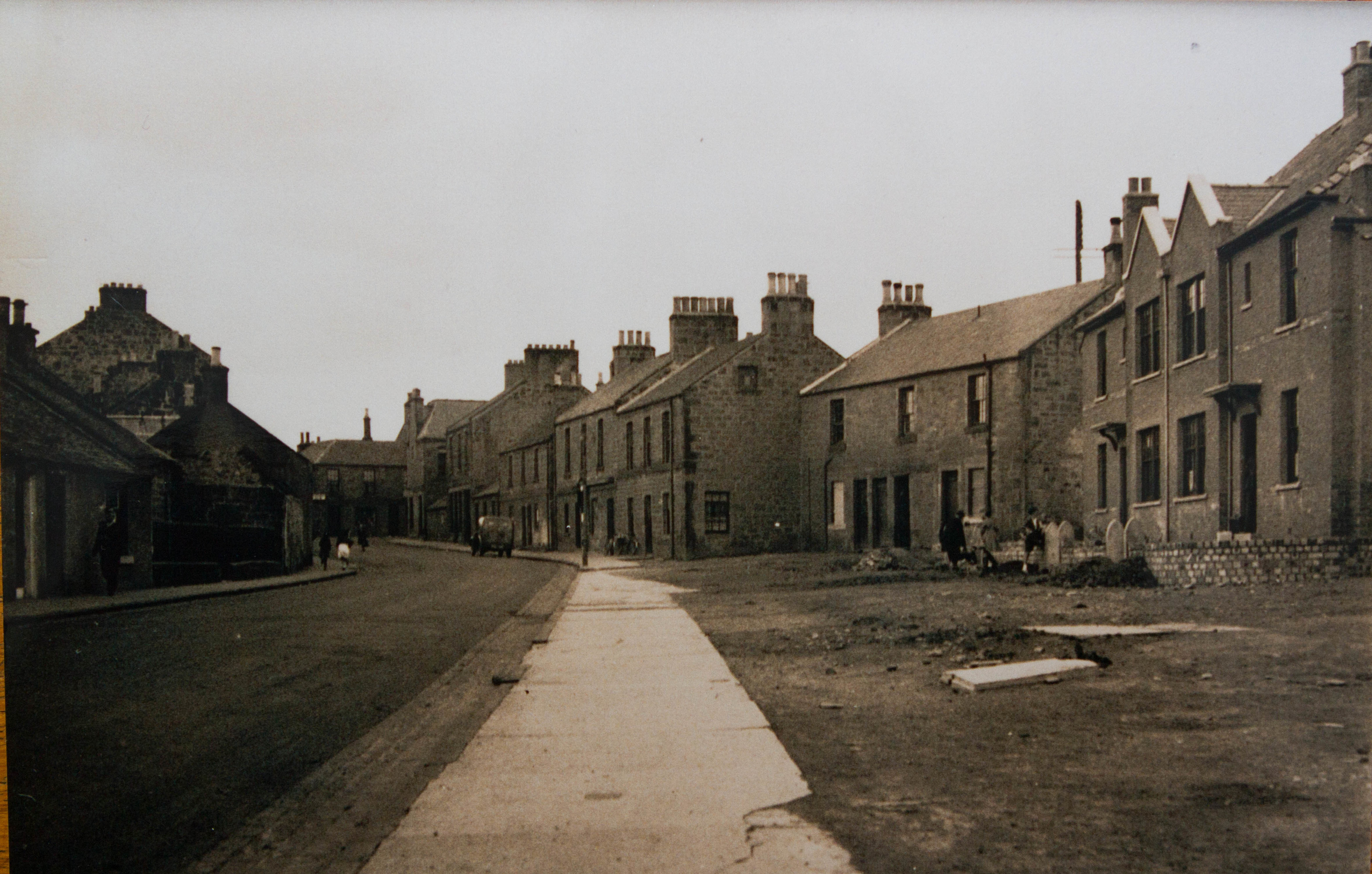 Loanhead in the 1930s