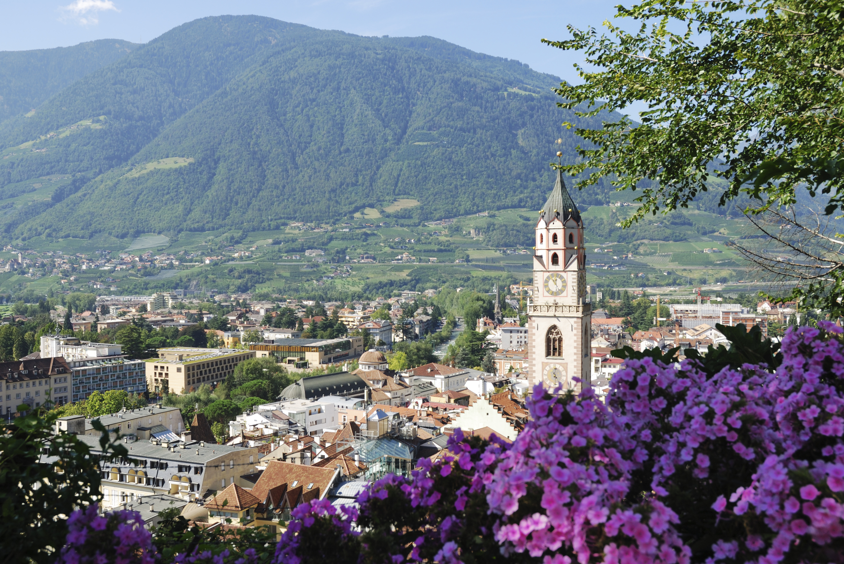 Meran in South Tyrol (Getty Images/iStockphoto)