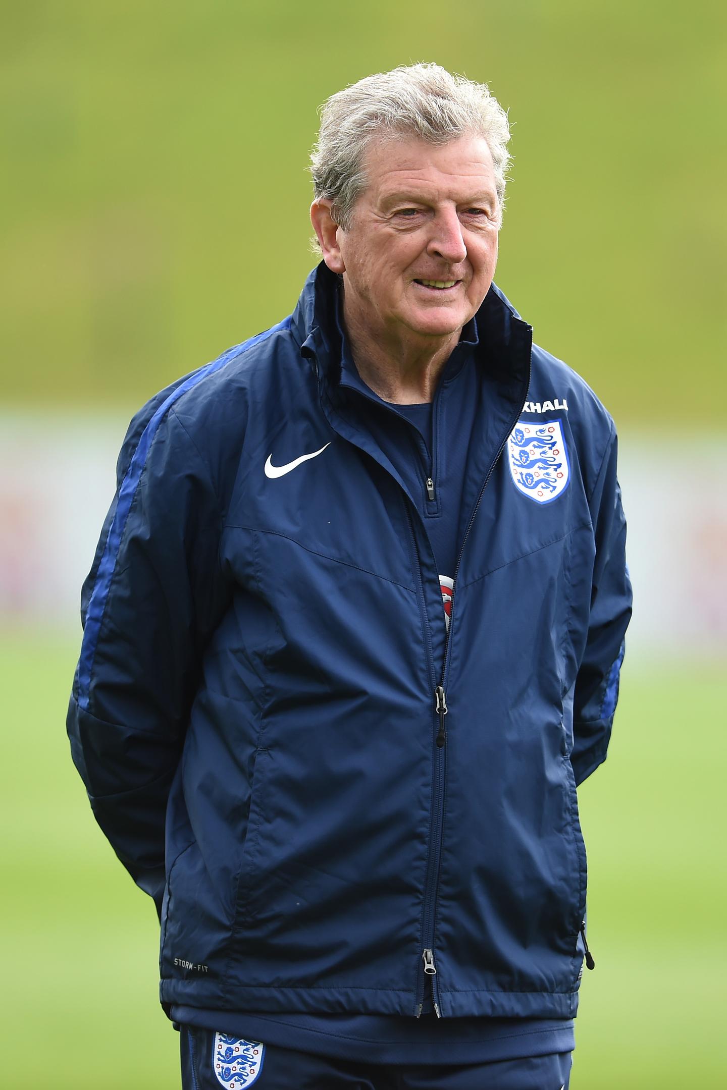 Roy Hodgson (PA)