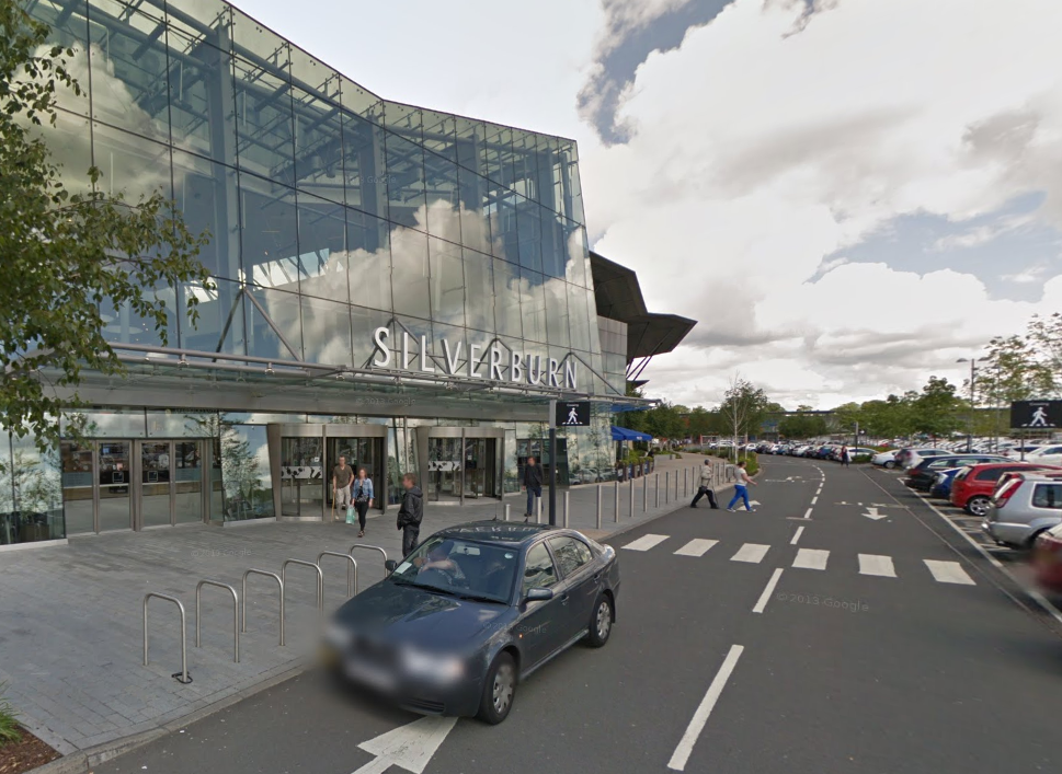 Glasgow's Silverburn centre (Google Maps)