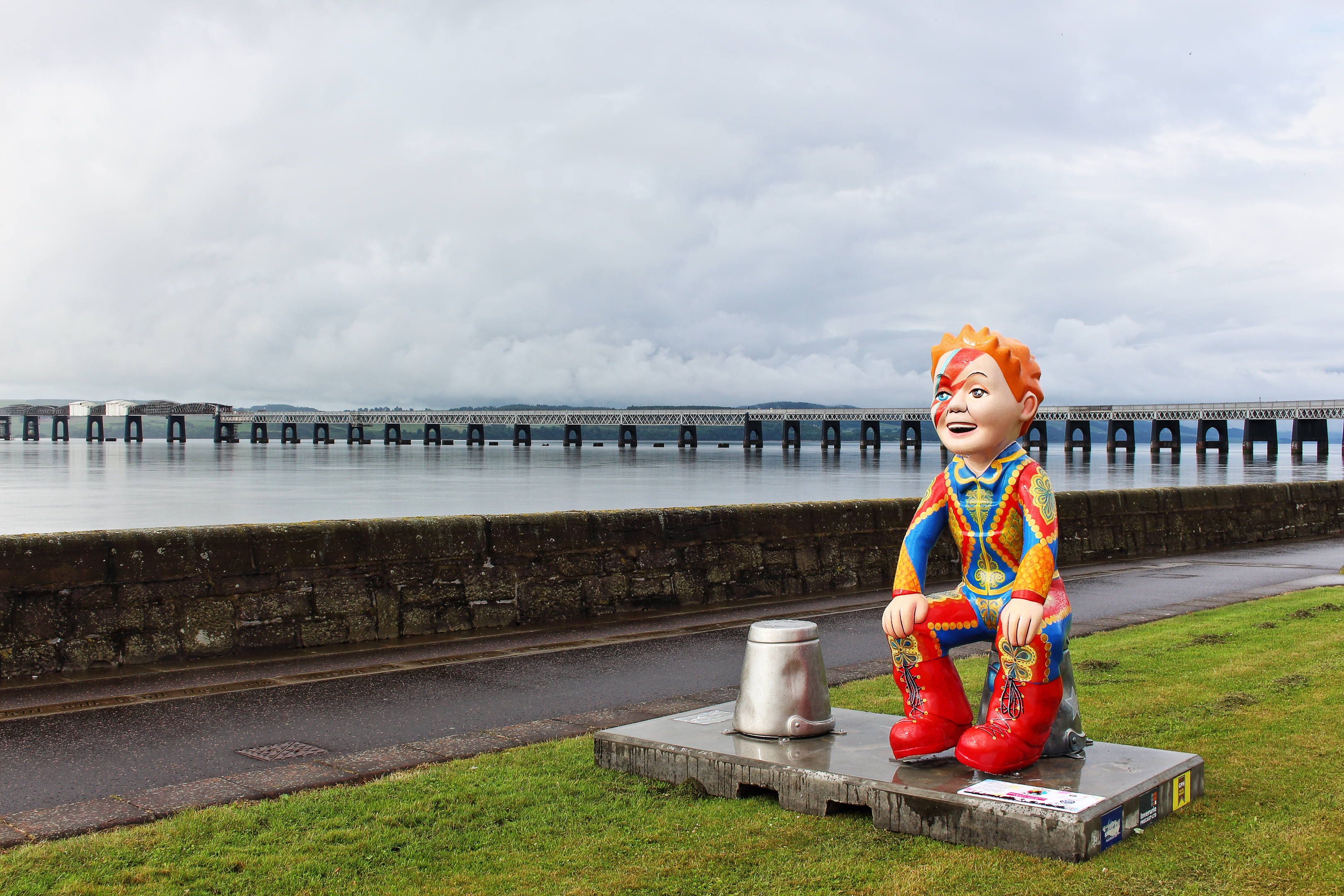 Oor Wullie is taking over Dundee!