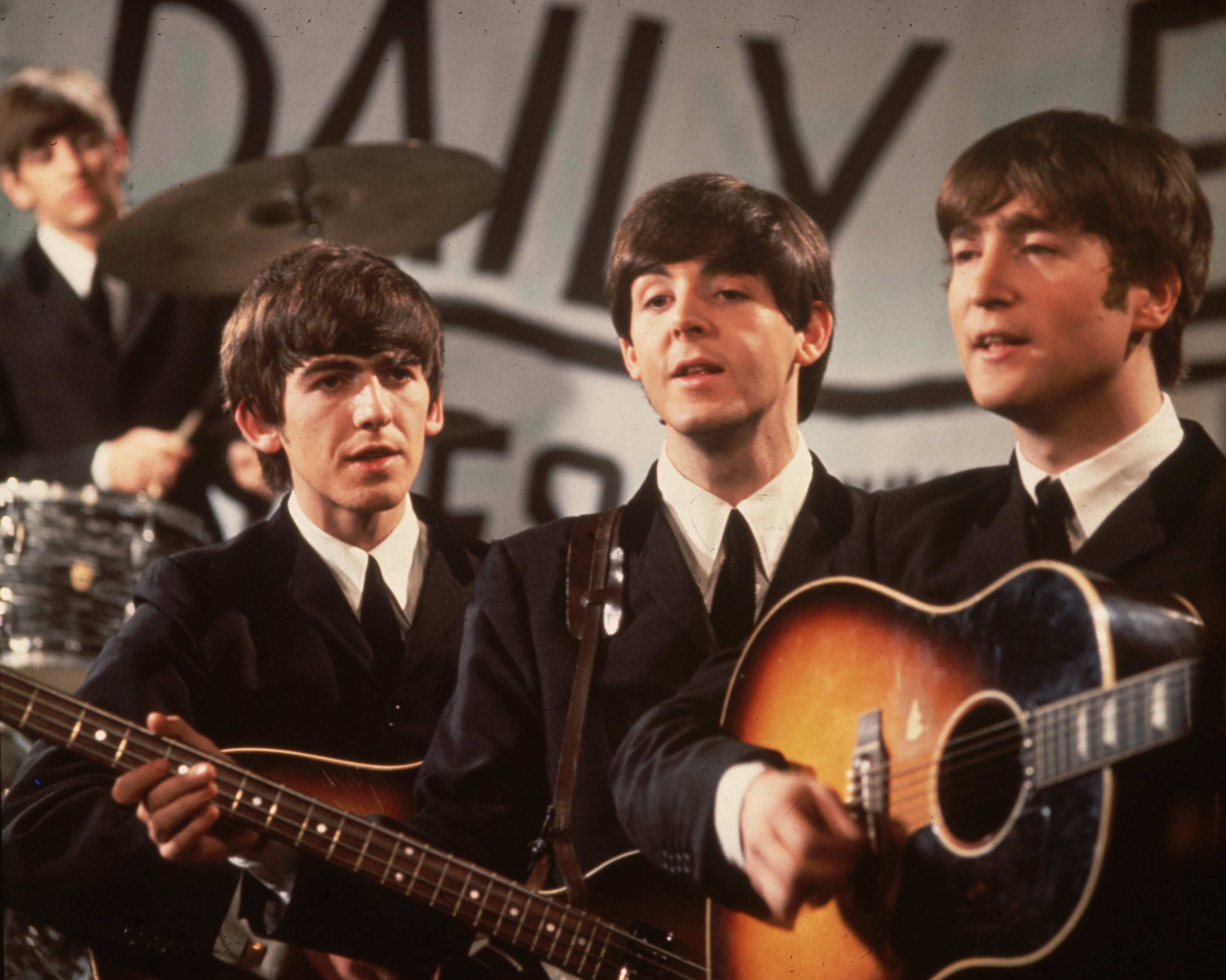 The Beatles, 1963 (Fox Photos/Getty Images)