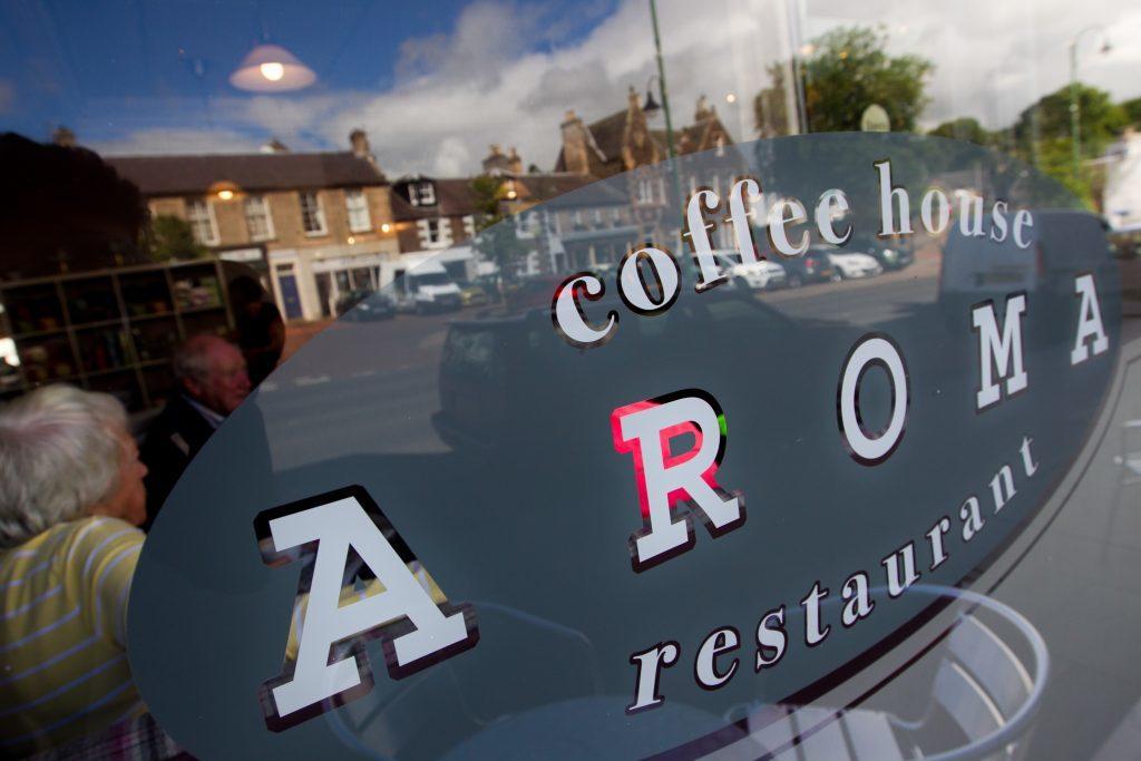 Aroma Coffee House (Andrew Cawley / DC Thomson)
