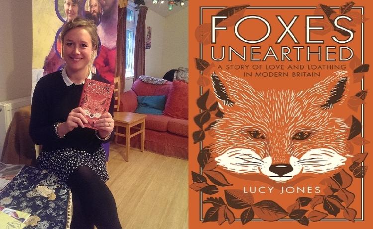 Author Lucy Jones