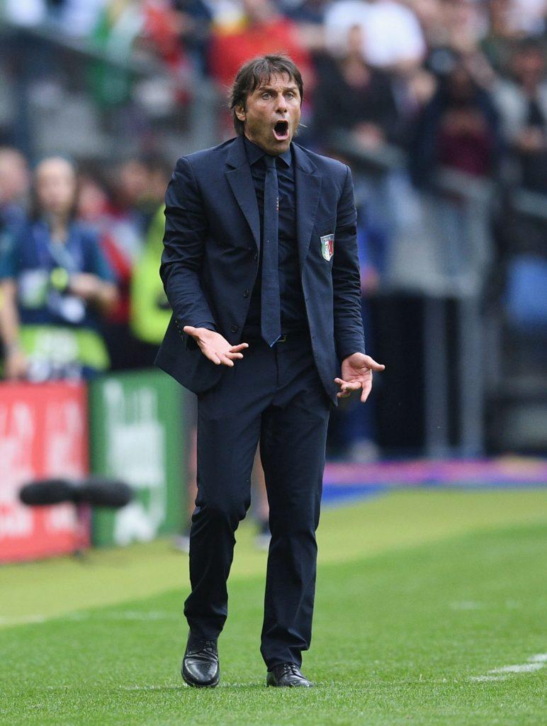 Italy coach Antonio Conte (David Ramos/Getty Images)
