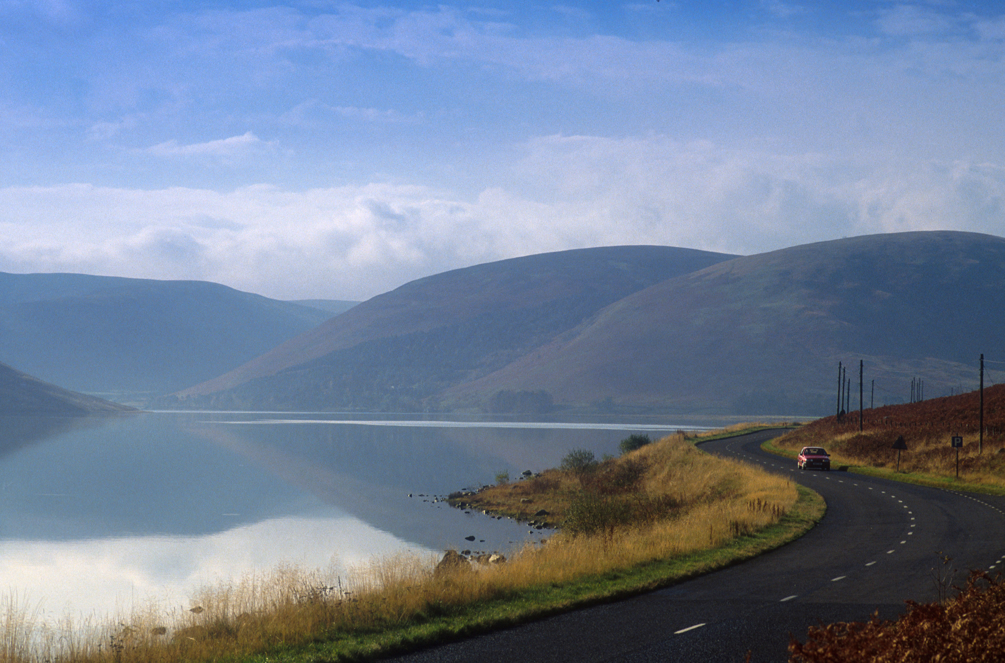 The A708 in the Scottish Borders (Visit Scotland)