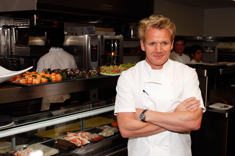 Chef Gordon Ramsay (Frazer Harrison/Getty Images)