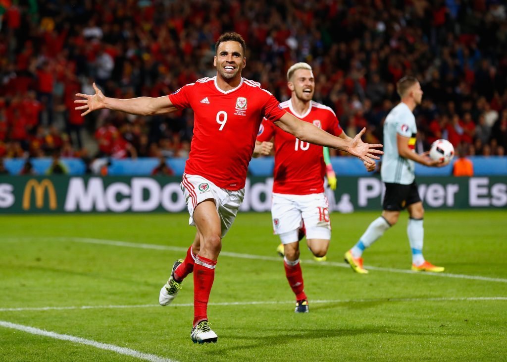 Hal Robson-Kanu (Clive Rose/Getty Images)