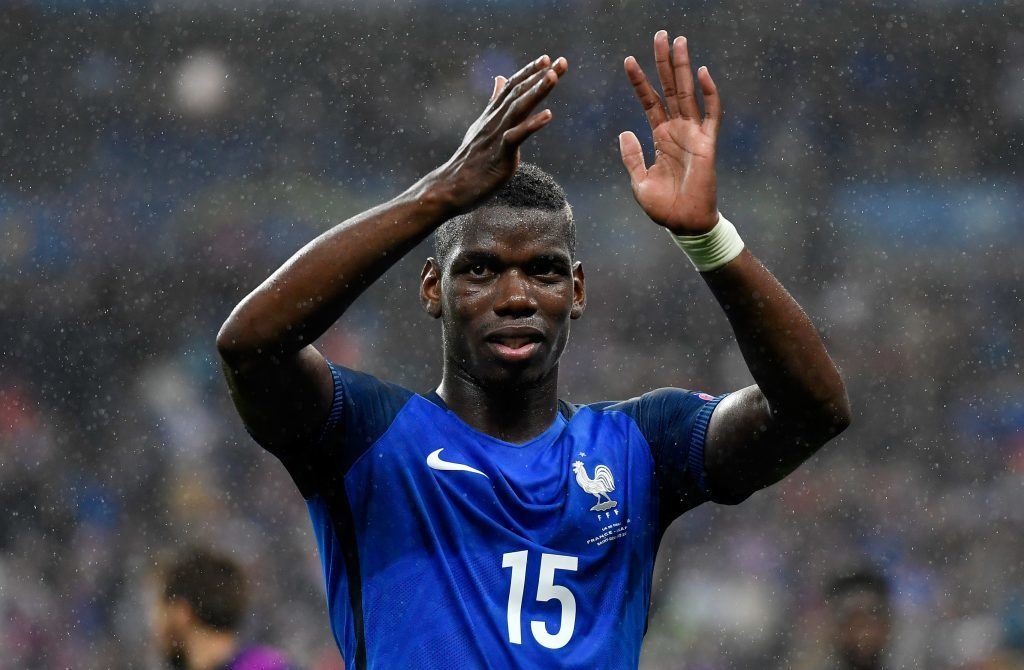 Paul Pogba (Mike Hewitt/Getty Images)