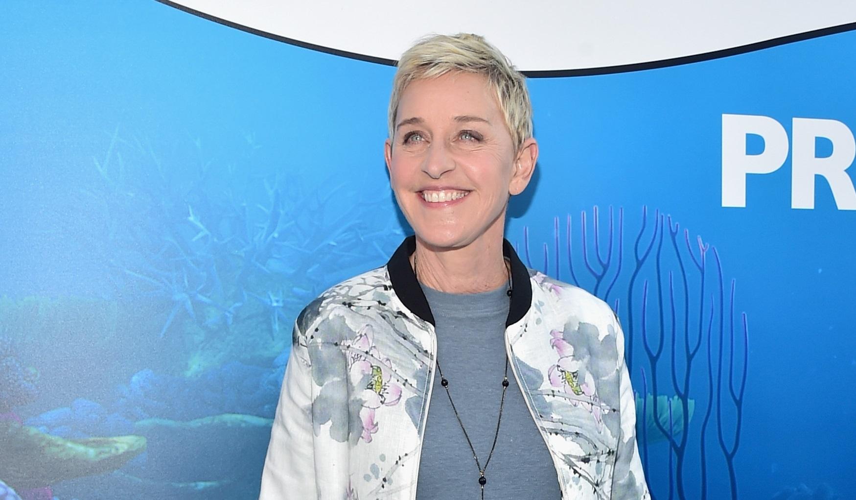 Ellen DeGeneres (Alberto E. Rodriguez/Getty Images for Disney)