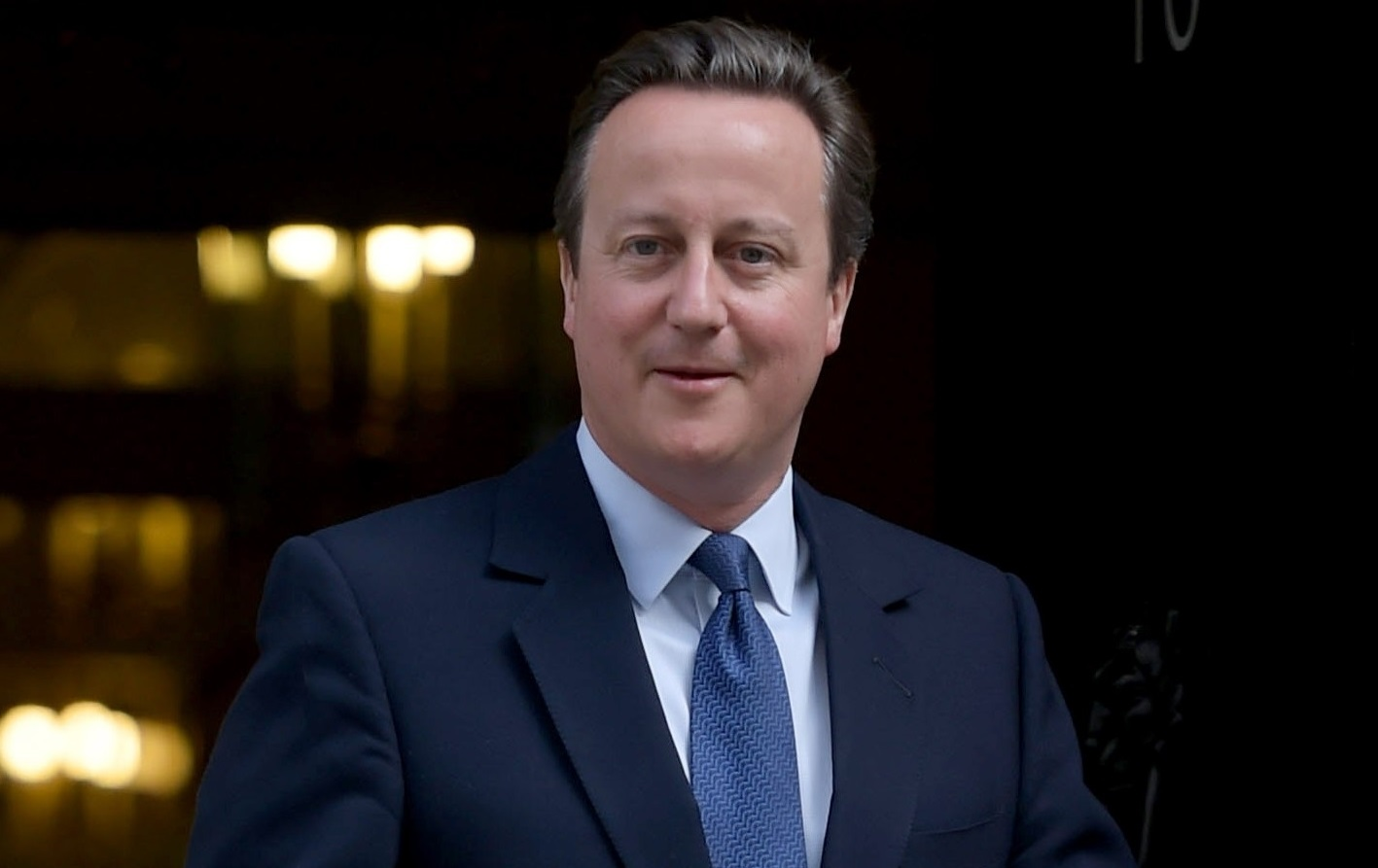 David Cameron (Kate Green/Anadolu Agency/Getty Images)
