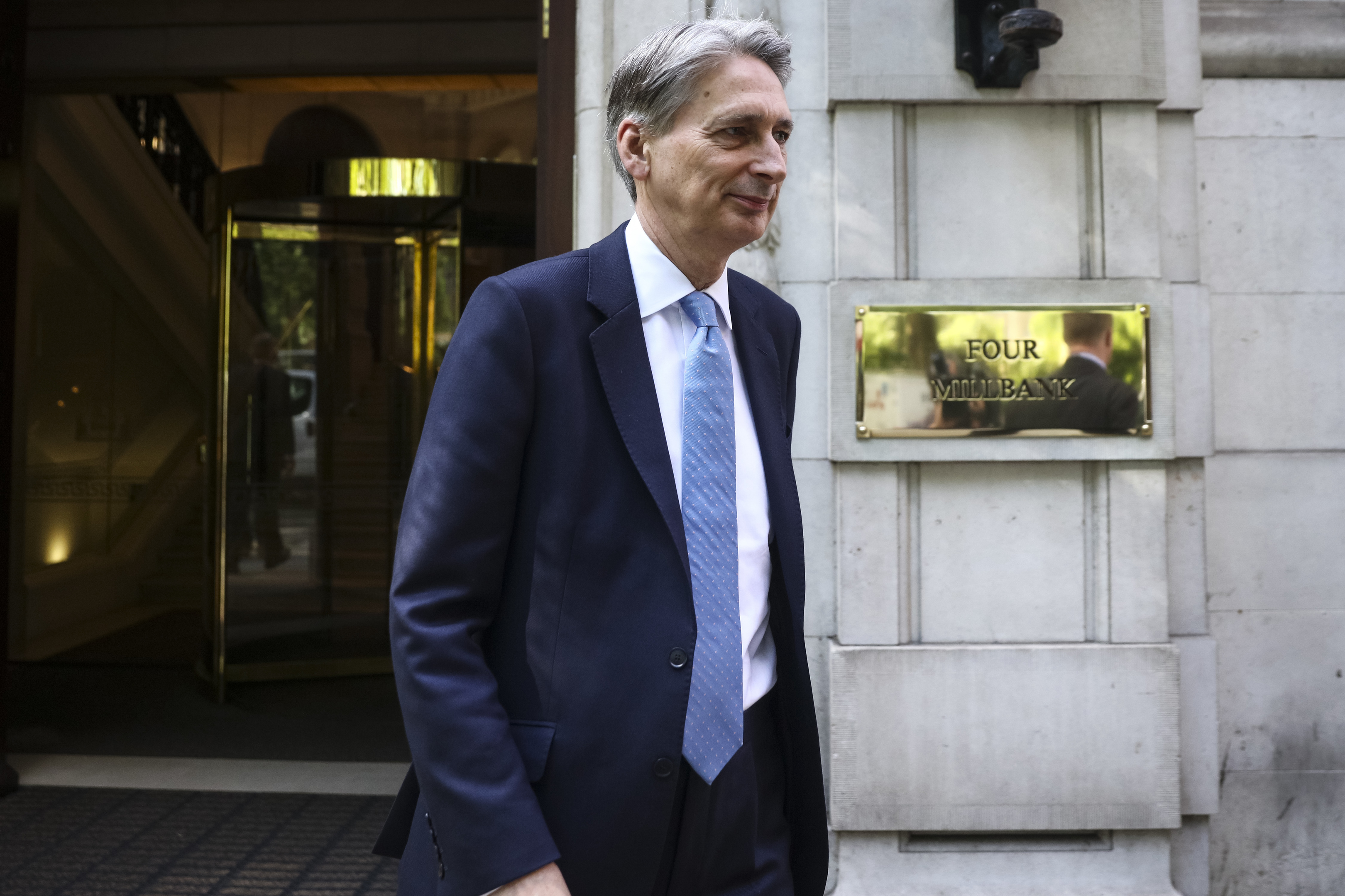 Philip Hammond (Jack Taylor/Getty Images)
