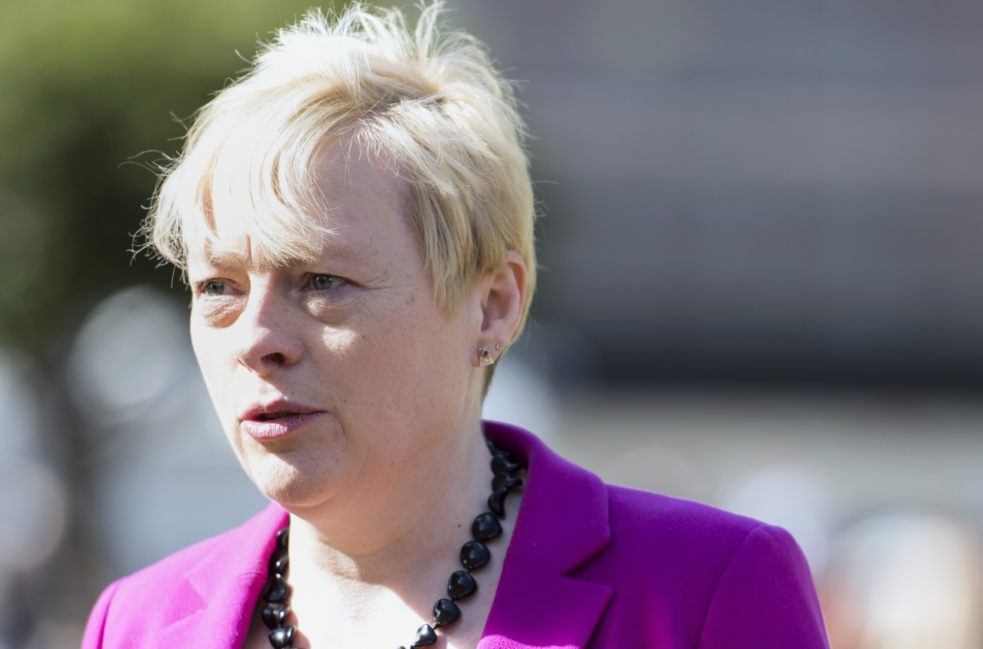 Labour leadership candidate Angela Eagle (Lauren Hurley/PA Wire)