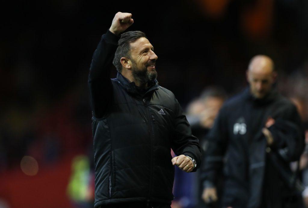 Aberdeen manager Derek McInnes (Ian MacNicol/Getty Images)