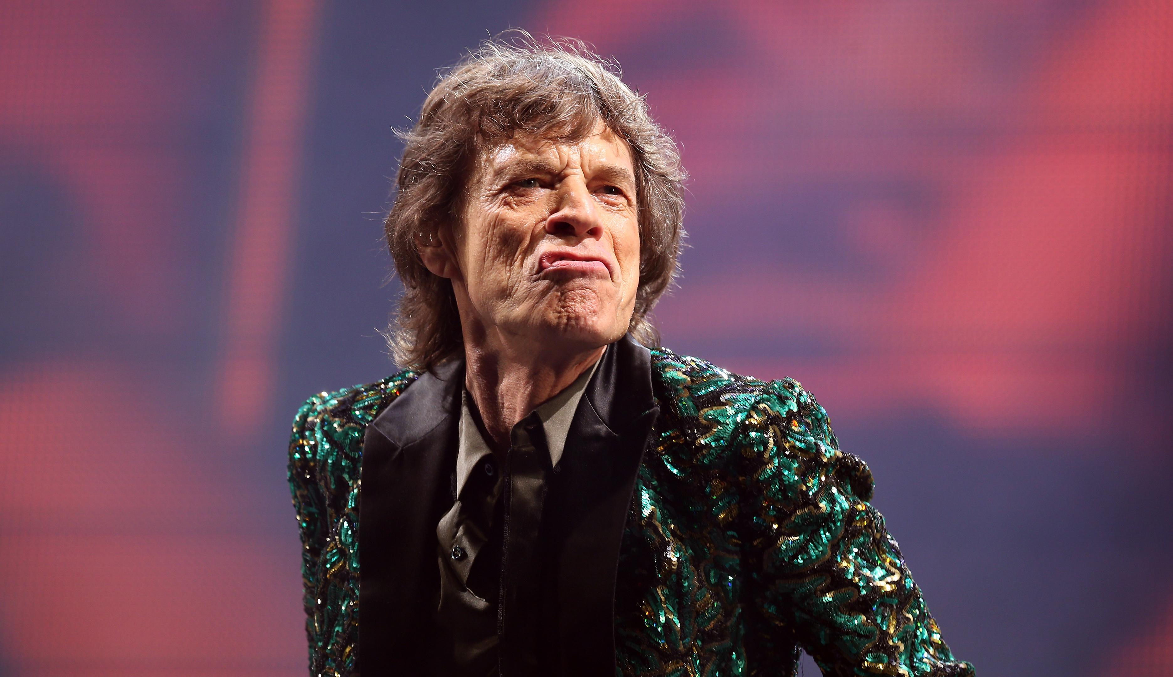 Sir Mick Jagger (Matt Cardy/Getty Images)