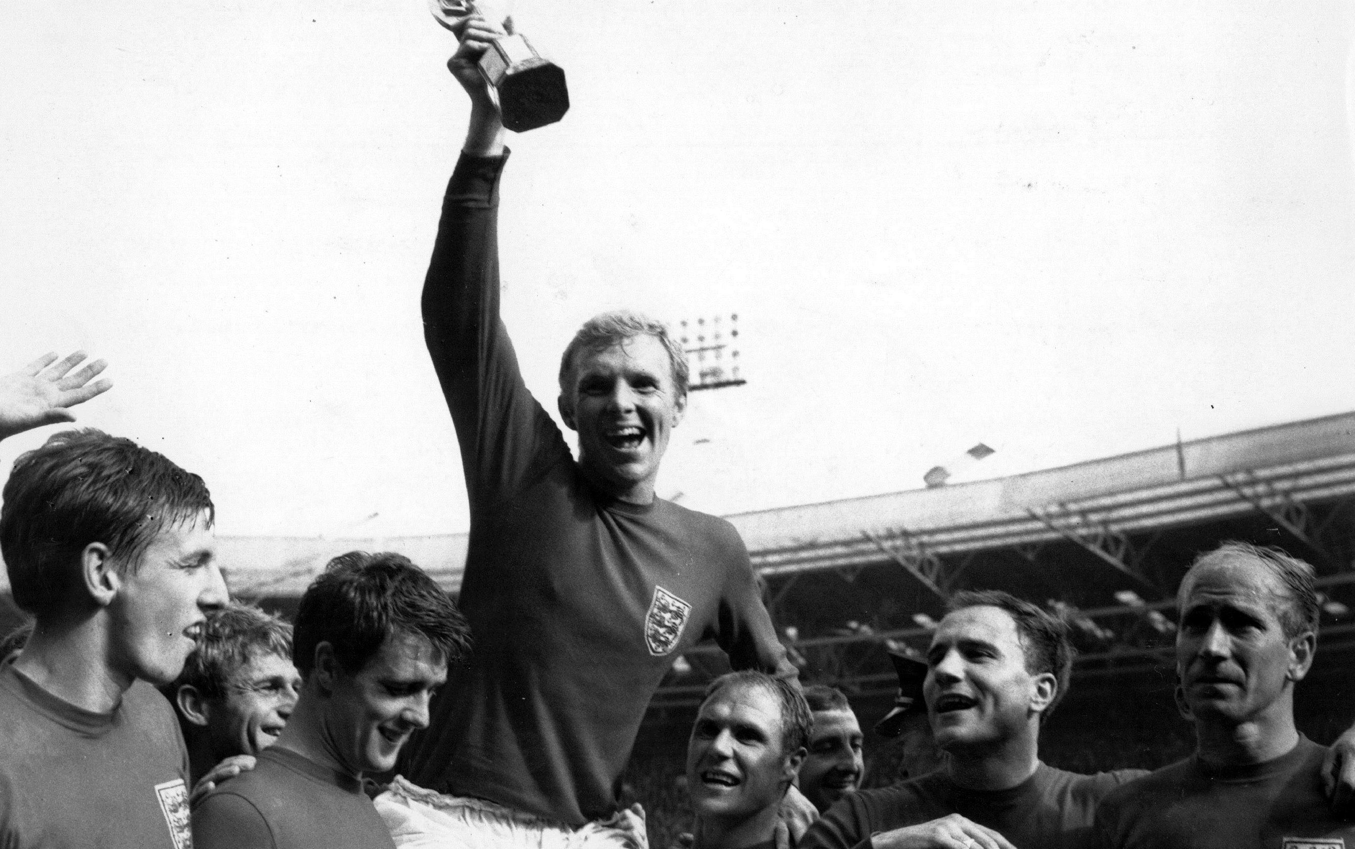 England win the 1966 World Cup (Evening Standard/Getty Images)