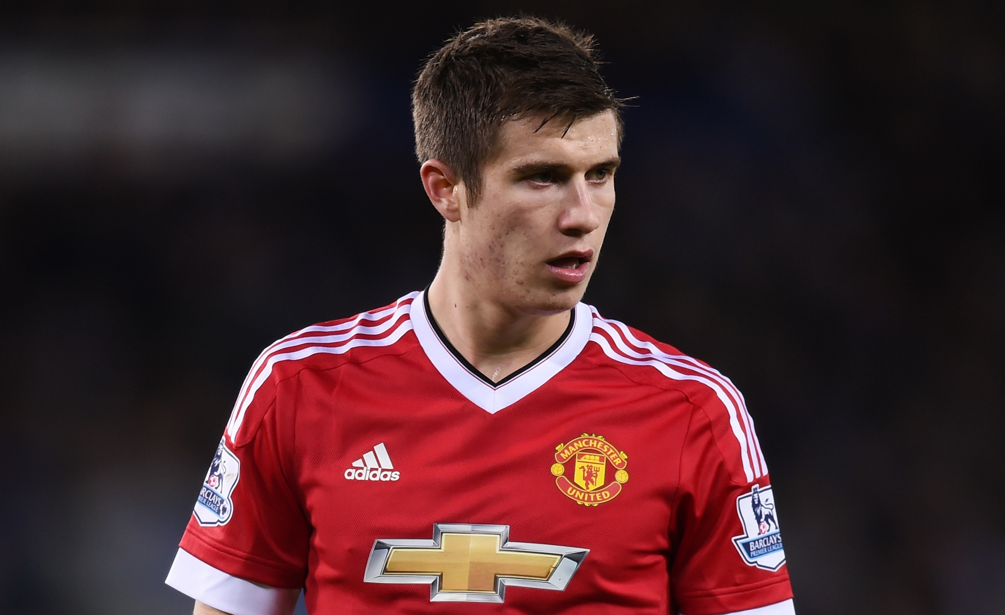 Paddy McNair of Manchester United (Michael Regan/Getty Images)