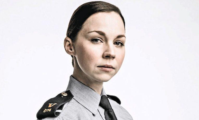 Jane McGrath who plays Sharon Cleere in Red Rock