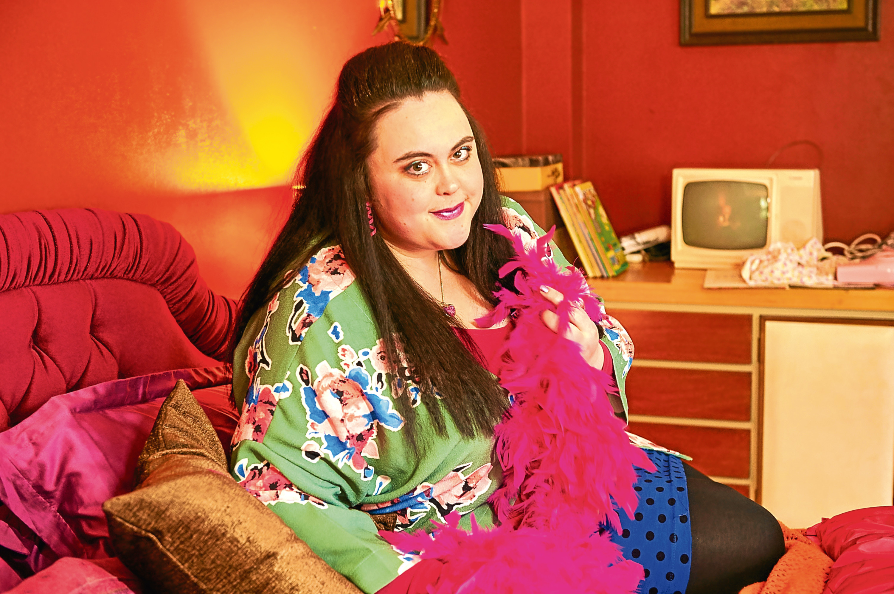 A CPL production for ITV.  Pictured: SHARON ROONEY as Dawn.   This image is the copyright of ITV and must only be used in relation to Brief Encounters.