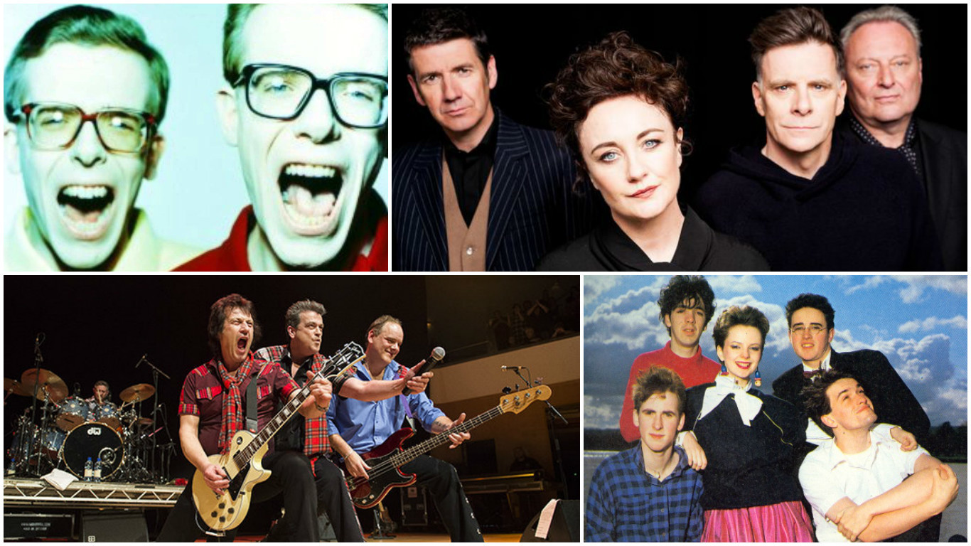 Scottish Bands quiz
