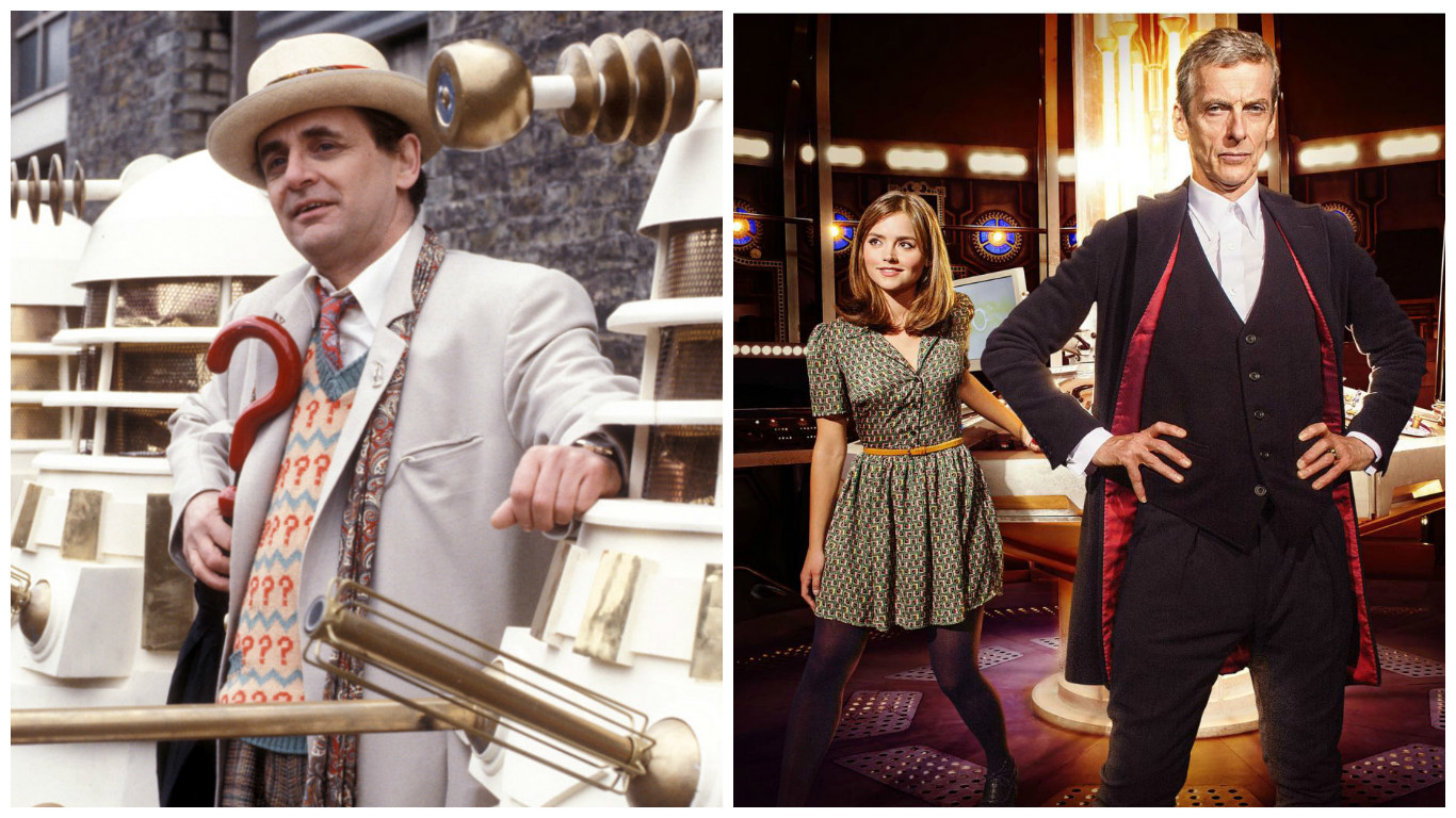 Doctor Who x 2