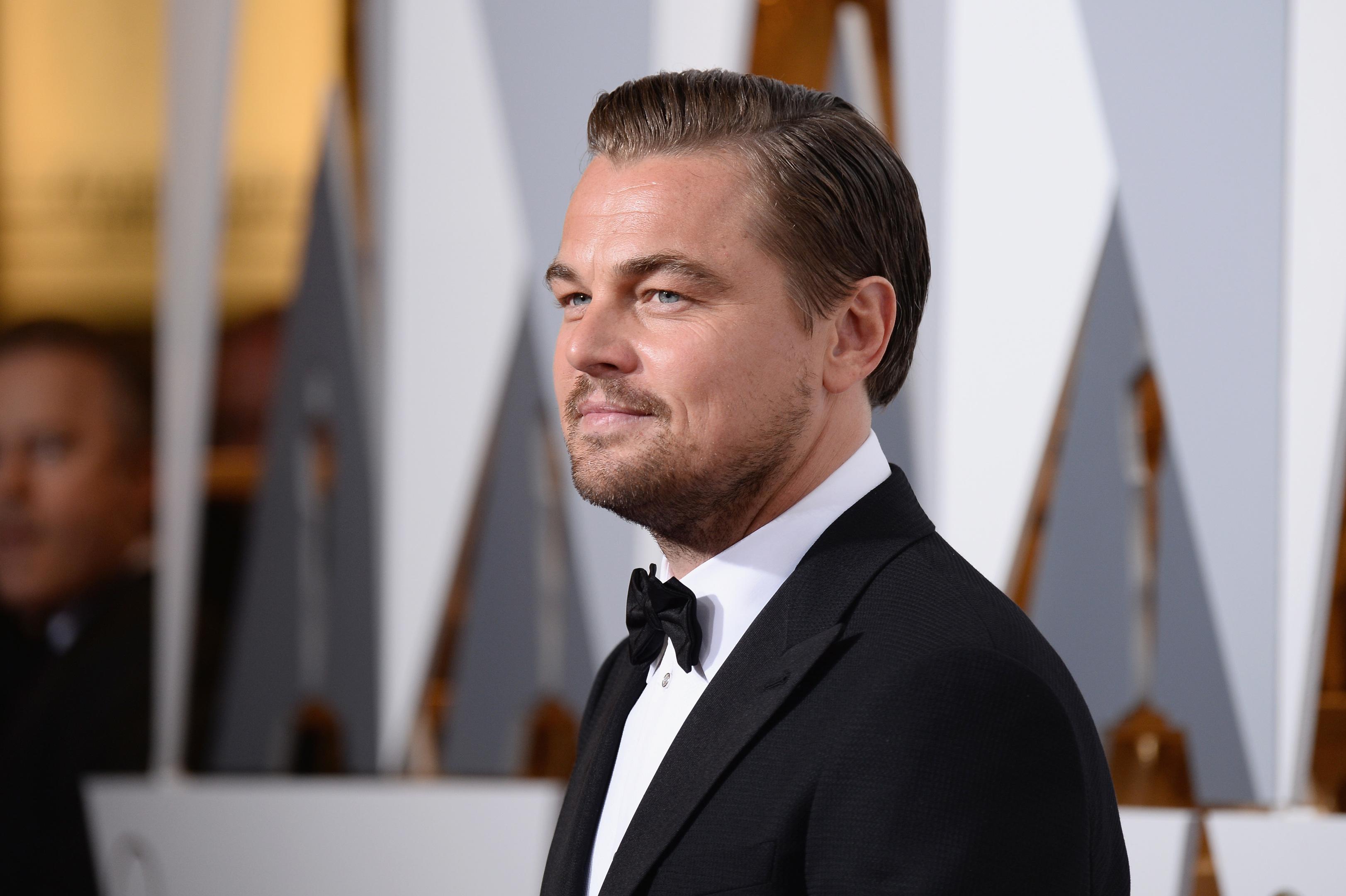 Leonardo DiCaprio (Frazer Harrison/Getty Images)