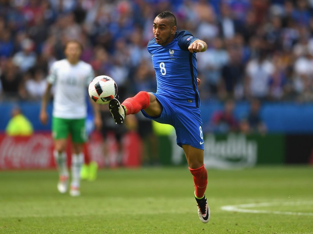 Dimitri Payet  (Laurence Griffiths/Getty Images)