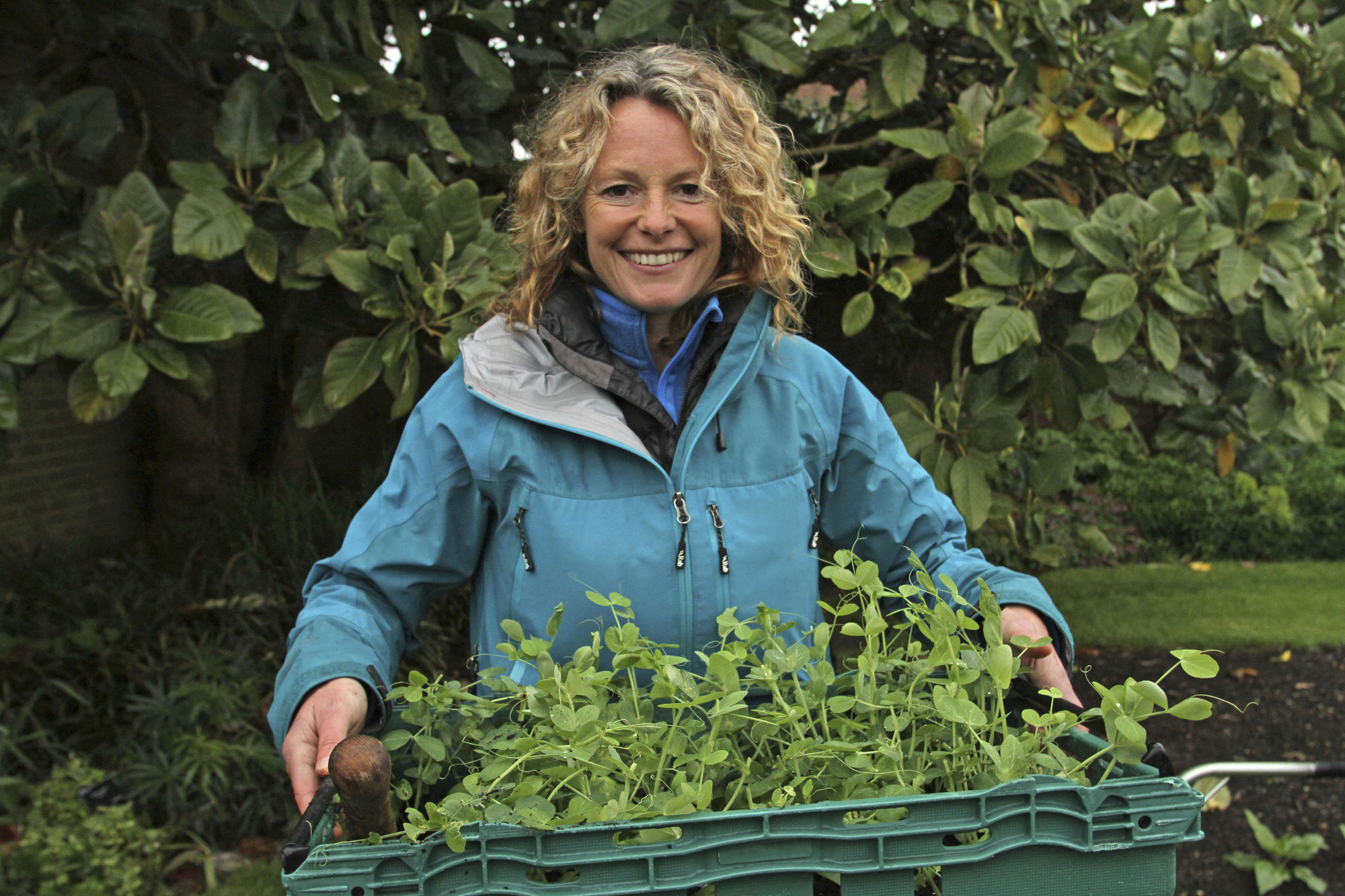 Kate Humble (Lion Television Ltd. Laura Rawlinson)