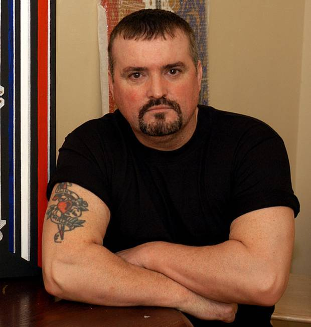 Loyalist killer Michael Stone