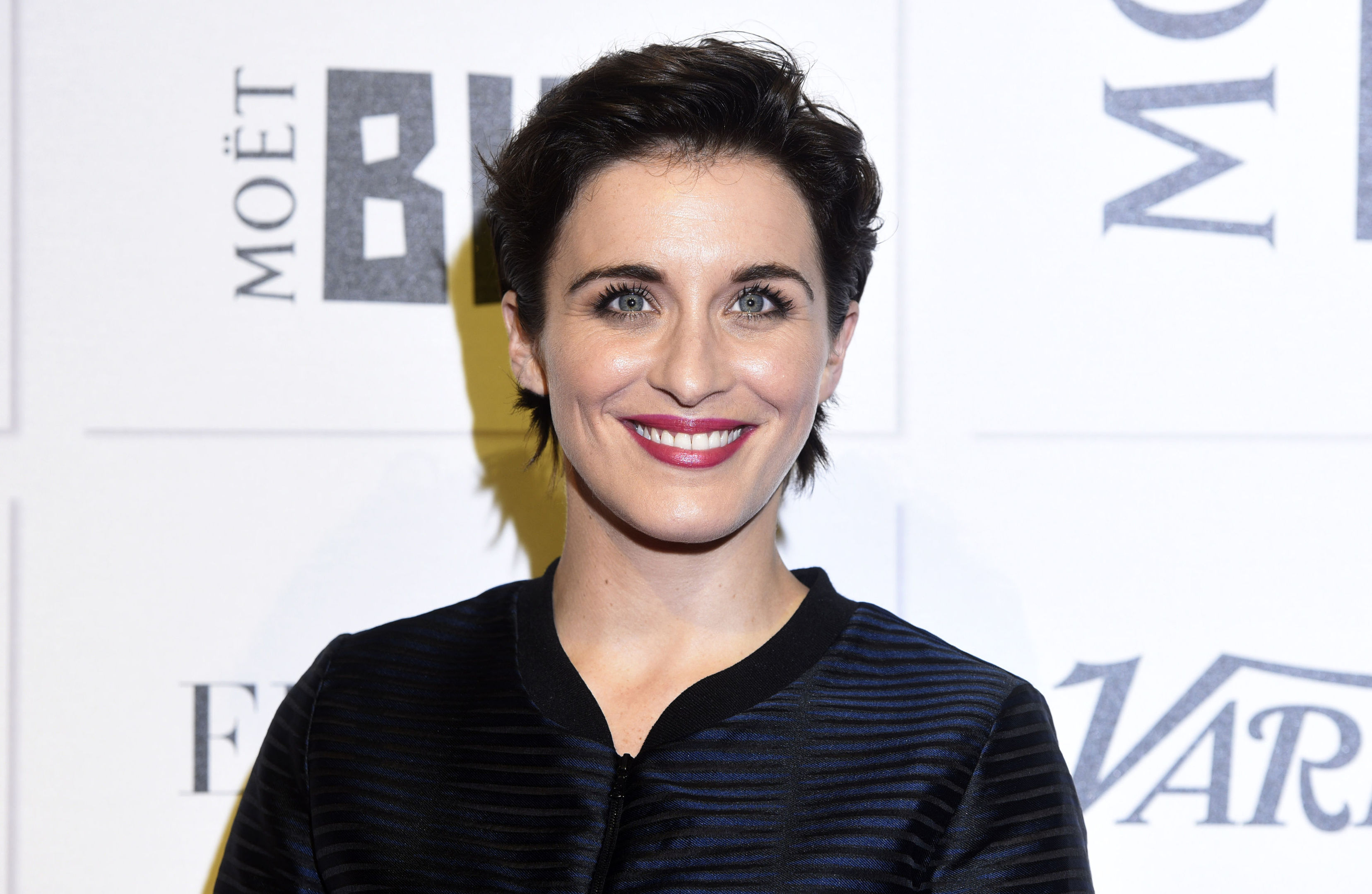 Vicky McClure is taking part in Nottingham's memory walk (Hannah McKay/PA)