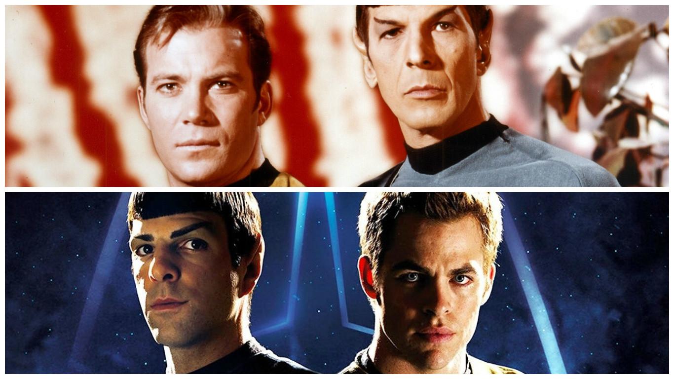 Star Trek x 2