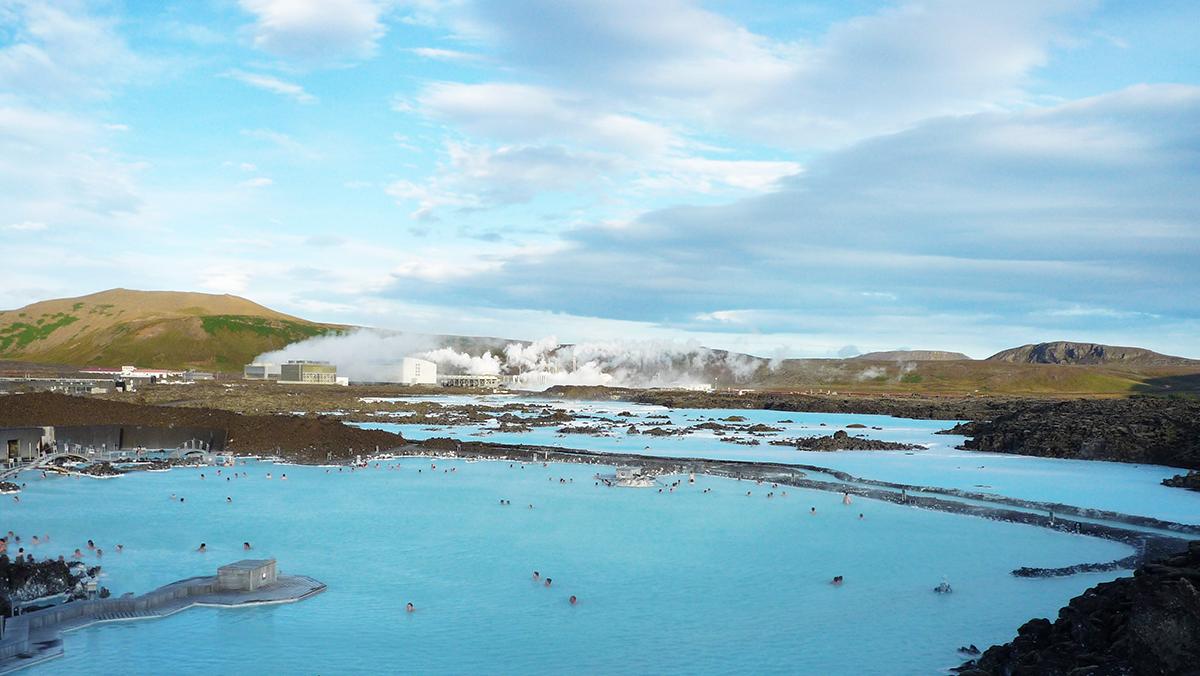 Blue lagoon Reykjavik