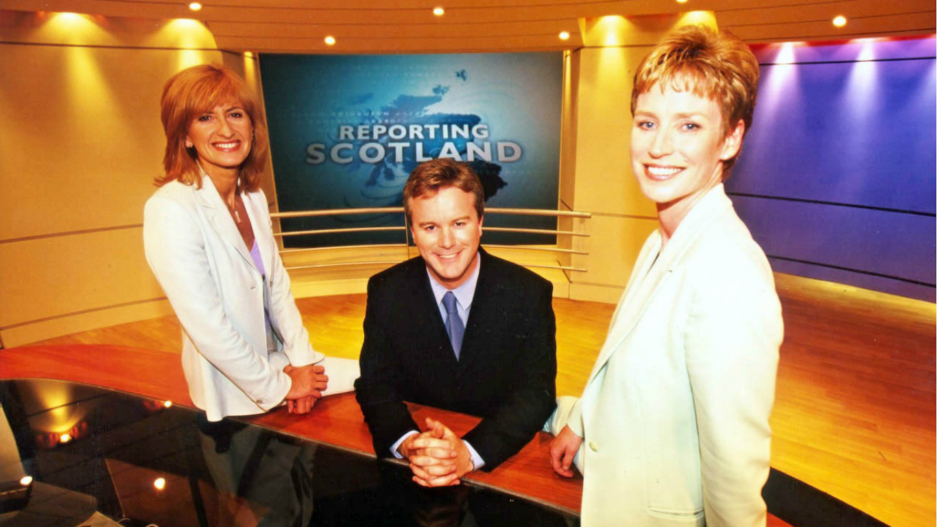 Scottish Six would replace both Reporting Scotland and the Six O'Clock News in Scotland (PA)