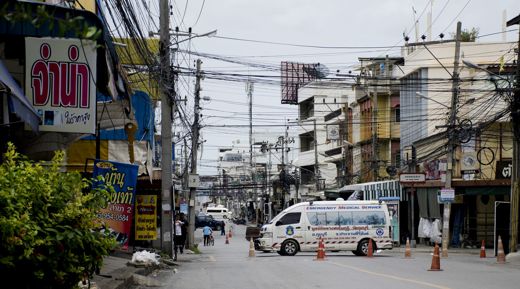 Thailand bombing in the tourist city of Hua Hin (PA)
