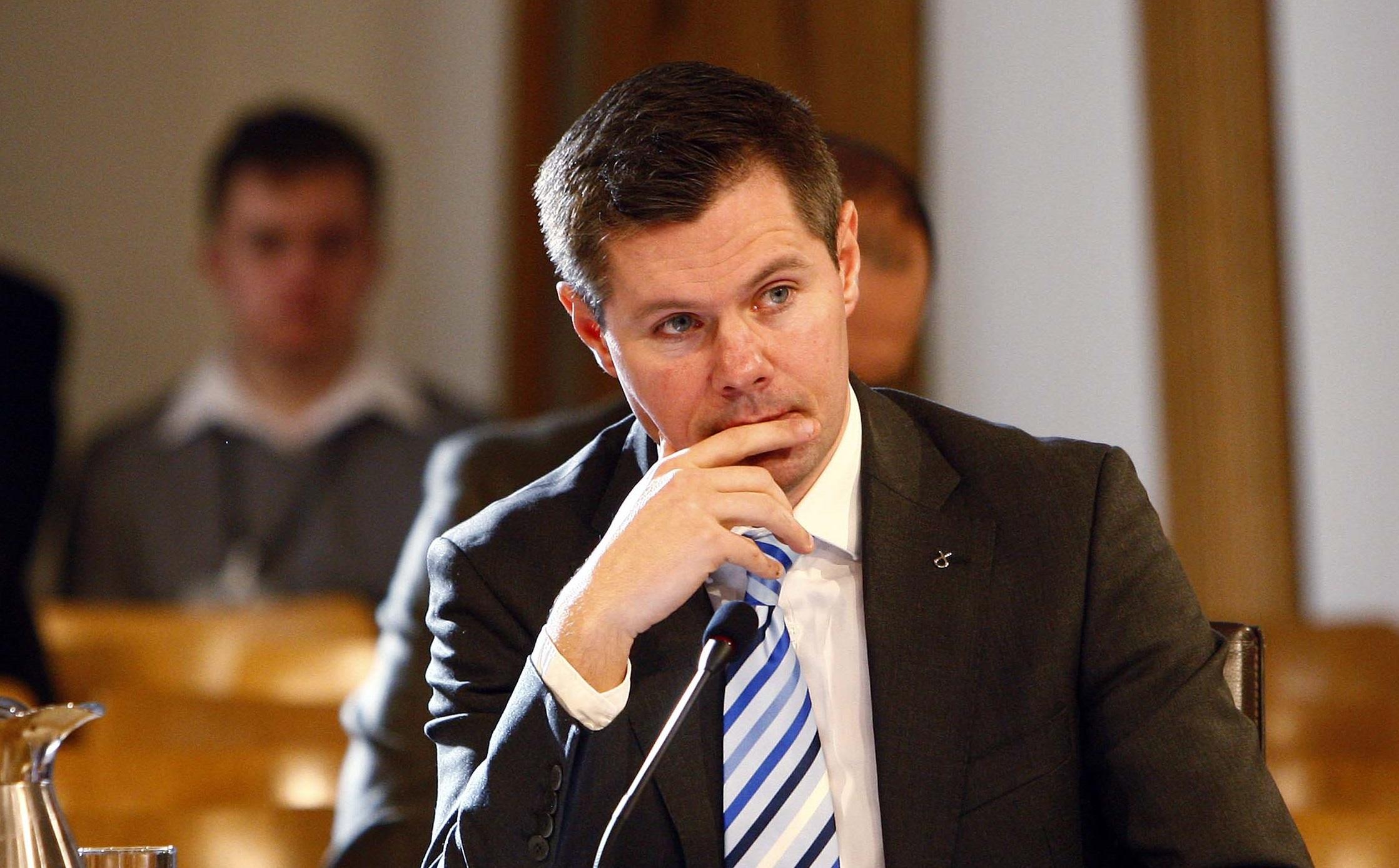 Derek Mackay (Andrew Cowan/Scottish Parliament)