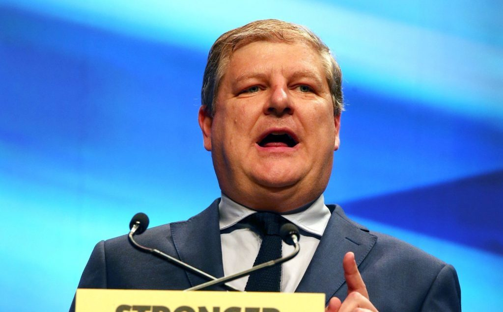 Angus Robertson (Andrew Milligan/PA Wire)