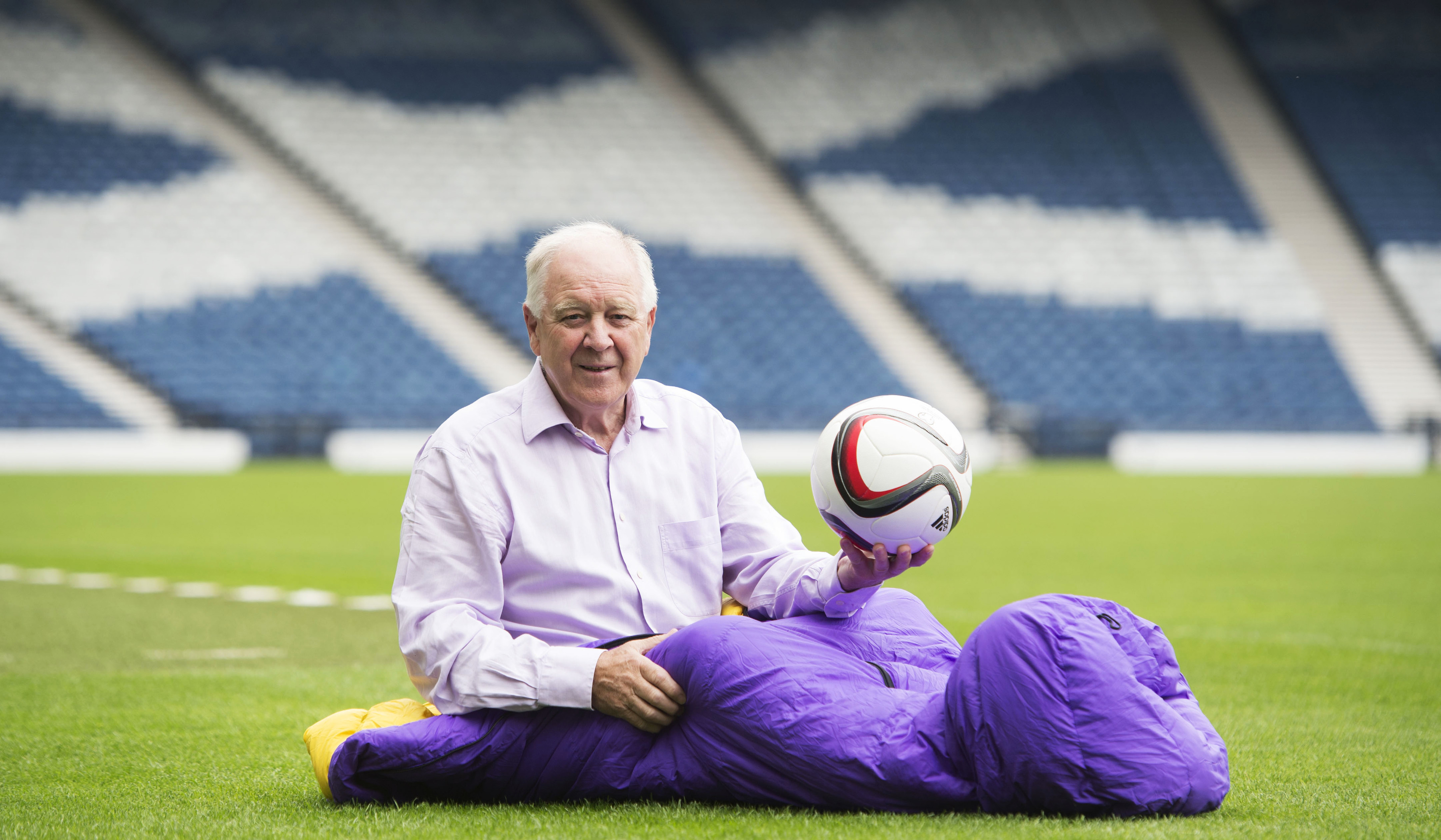 Craig Brown is supporting the fundraiser (SNS Group / Craig Foy)