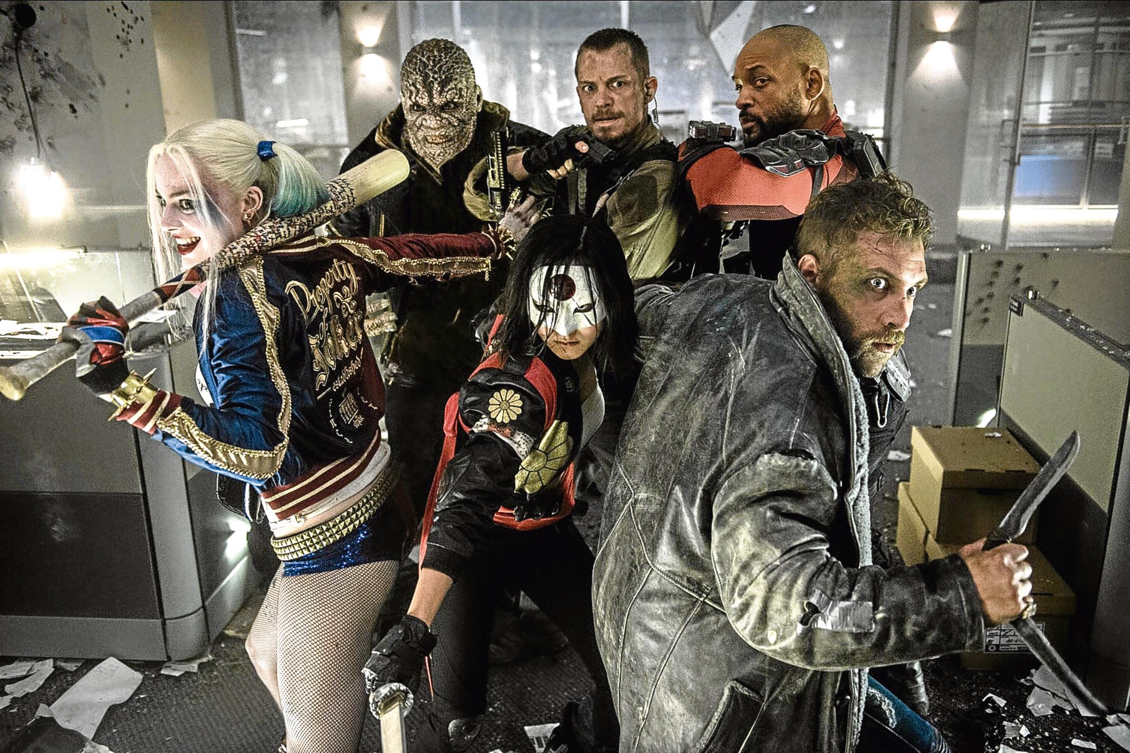 Suicide Squad (Allstar/WARNER BROS)