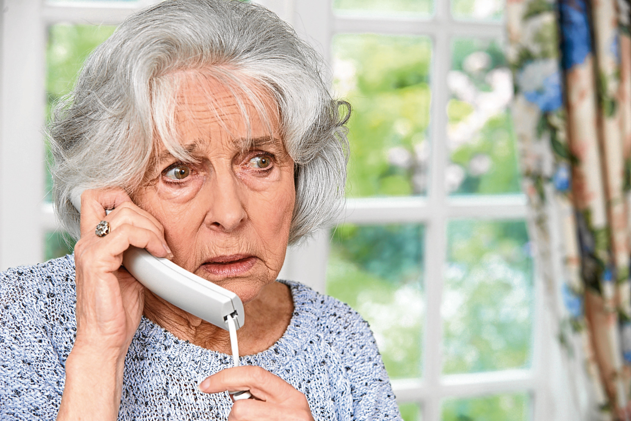 Continuous calls about accident compensation can be frustrating and intimidating