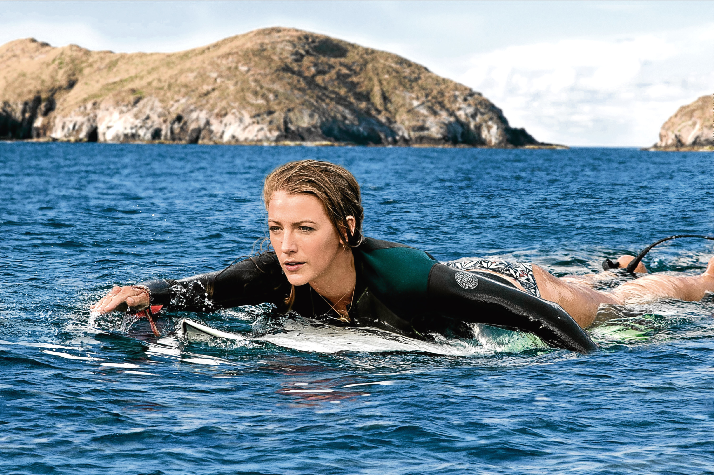 Blake Lively in The Shallows (Allstar/COLUMBIA PICTURES)
