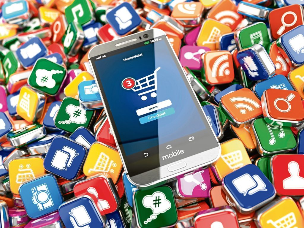 Smartphones can now be used to make payments