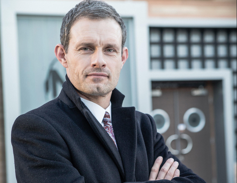 Ben Price plays Nick Tilsley in Coronation Street (ITV)