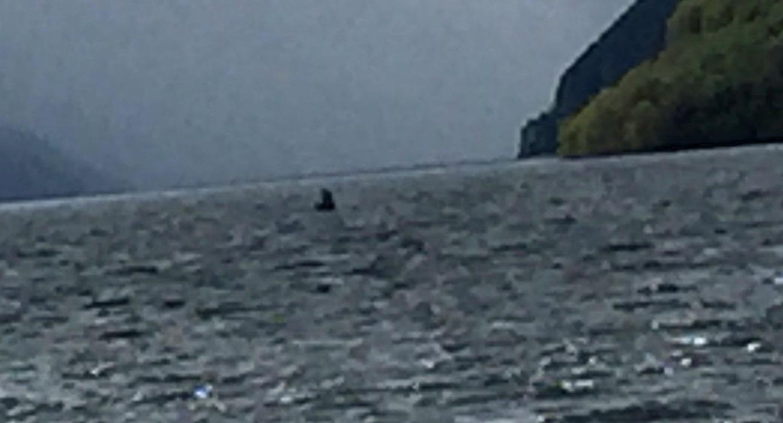 Loch Ness Monster Sighting