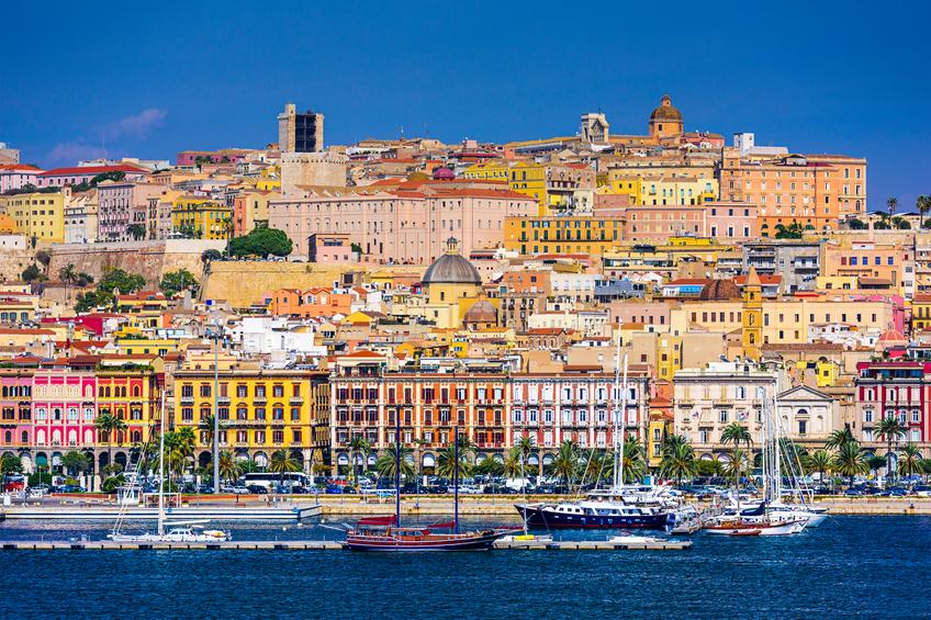 Cagliari, Sardina, Italy (Getty)