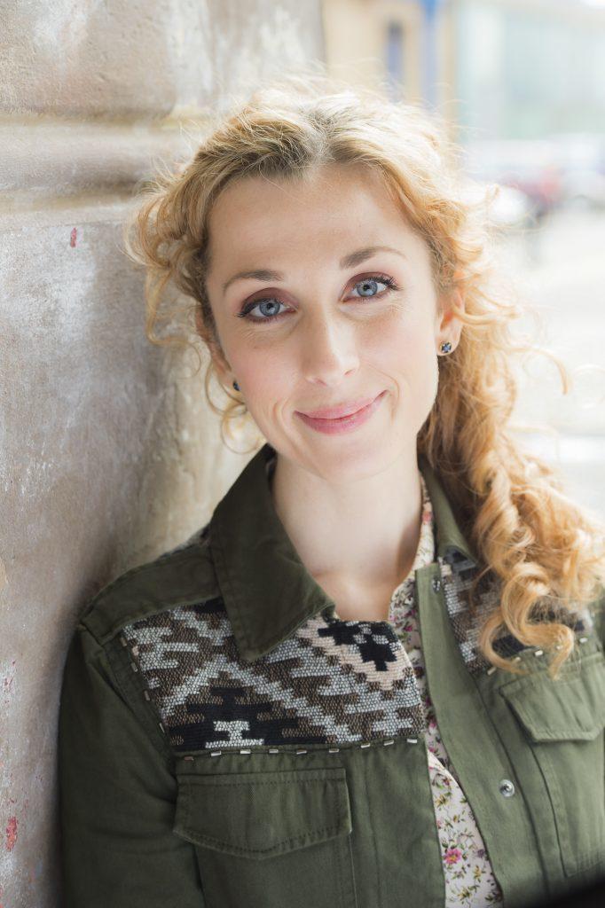 Sophia Kolinas (Alan Peebles / BBC Scotland)